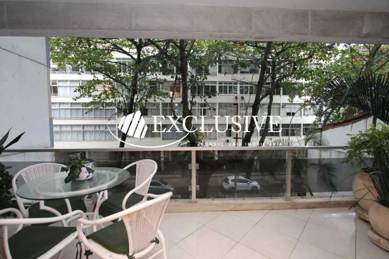 IMG_3509 - Apartamento para venda e aluguel Rua Cupertino Durão,Leblon, Rio de Janeiro - R$ 4.400.000 - SL3952 - 14