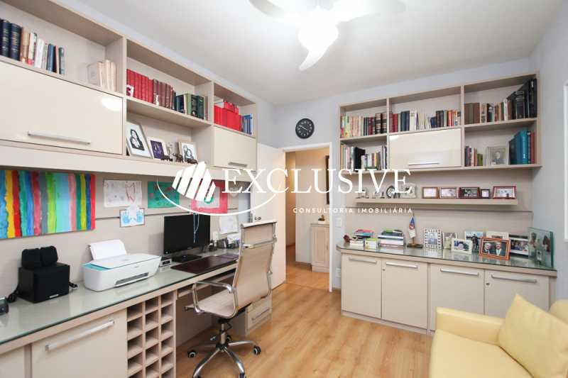 IMG_3511 - Apartamento para venda e aluguel Rua Cupertino Durão,Leblon, Rio de Janeiro - R$ 4.400.000 - SL3952 - 17