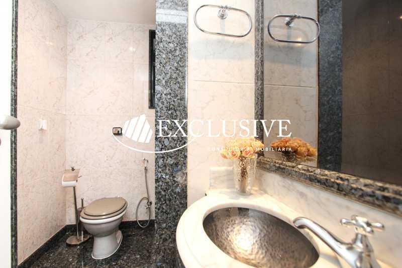 IMG_3516 - Apartamento para venda e aluguel Rua Cupertino Durão,Leblon, Rio de Janeiro - R$ 4.400.000 - SL3952 - 22