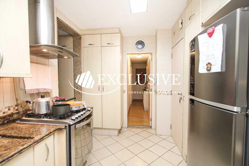 IMG_3524 - Apartamento para venda e aluguel Rua Cupertino Durão,Leblon, Rio de Janeiro - R$ 4.400.000 - SL3952 - 27