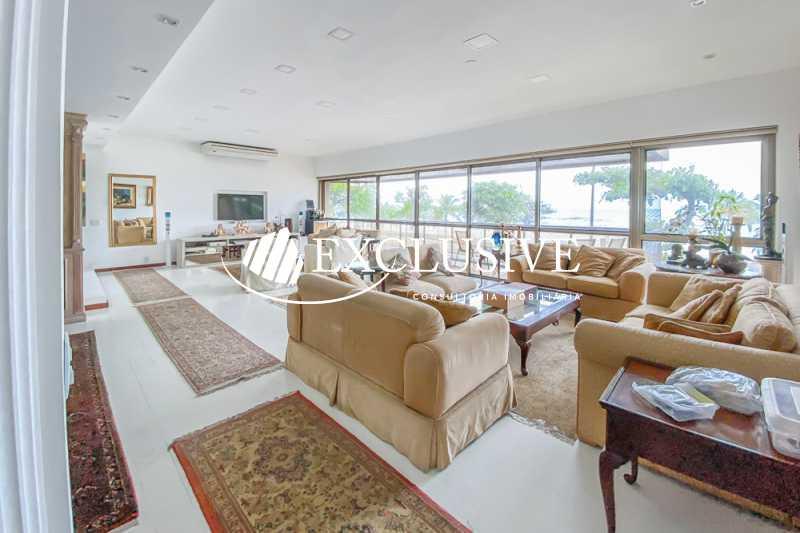 14 Apto 104 - IMG_0539 - Apartamento à venda Avenida Prefeito Mendes de Morais,São Conrado, Rio de Janeiro - R$ 7.000.000 - S5209 - 3