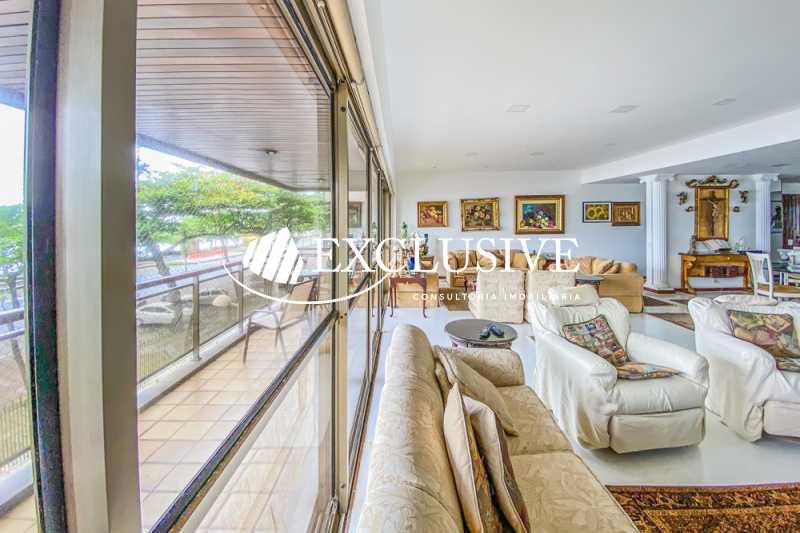 16 Apto 104 -_ - Apartamento à venda Avenida Prefeito Mendes de Morais,São Conrado, Rio de Janeiro - R$ 7.000.000 - S5209 - 4