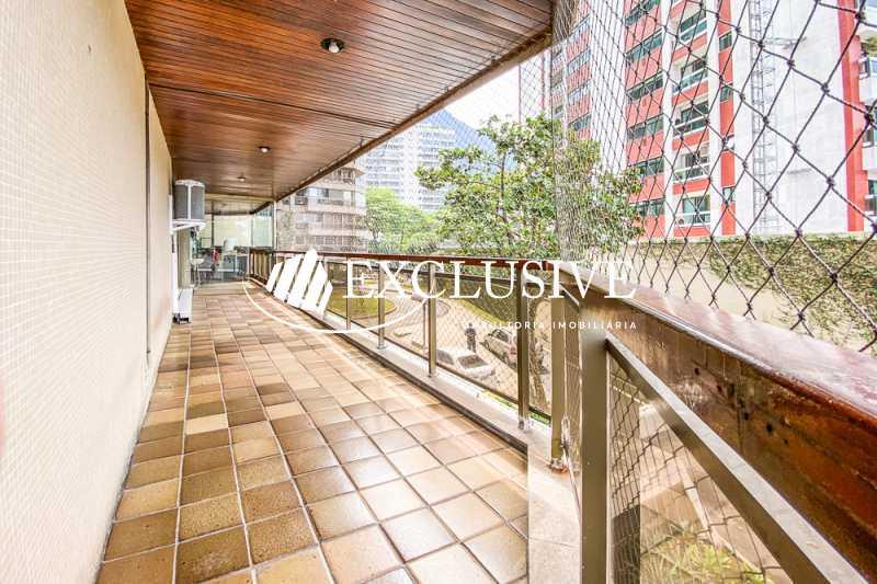 26 Apto 104 -_ - Apartamento à venda Avenida Prefeito Mendes de Morais,São Conrado, Rio de Janeiro - R$ 7.000.000 - S5209 - 9