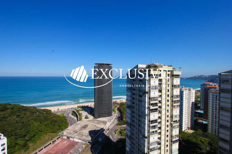 IMG_1873 - Cobertura à venda Avenida Aquarela do Brasil,São Conrado, Rio de Janeiro - R$ 5.000.000 - COB0254 - 9