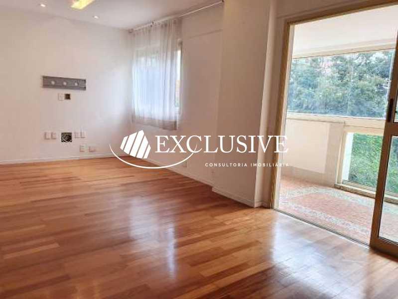 2 - Apartamento à venda Rua Maria Angélica,Jardim Botânico, Rio de Janeiro - R$ 1.900.000 - SL3955 - 3
