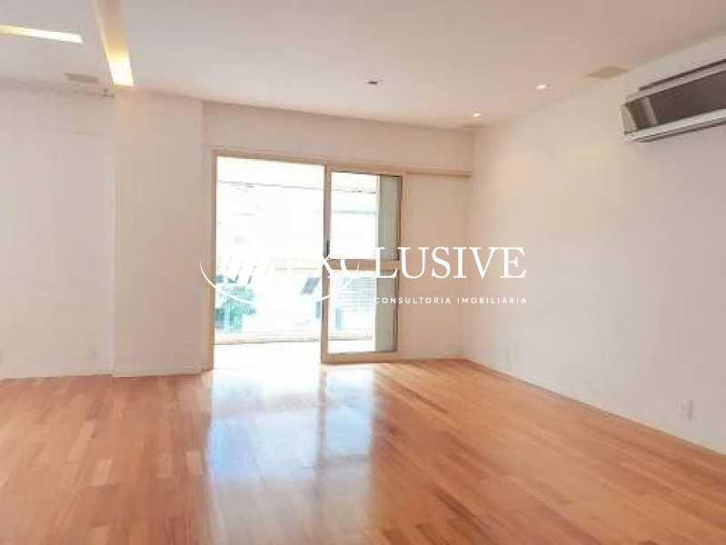 3 - Apartamento à venda Rua Maria Angélica,Jardim Botânico, Rio de Janeiro - R$ 1.900.000 - SL3955 - 6