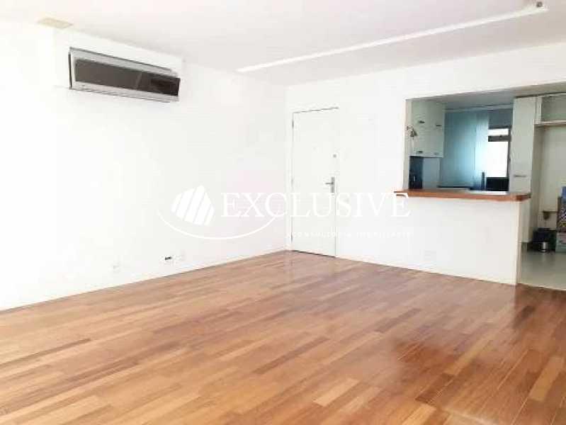 4 - Apartamento à venda Rua Maria Angélica,Jardim Botânico, Rio de Janeiro - R$ 1.900.000 - SL3955 - 5