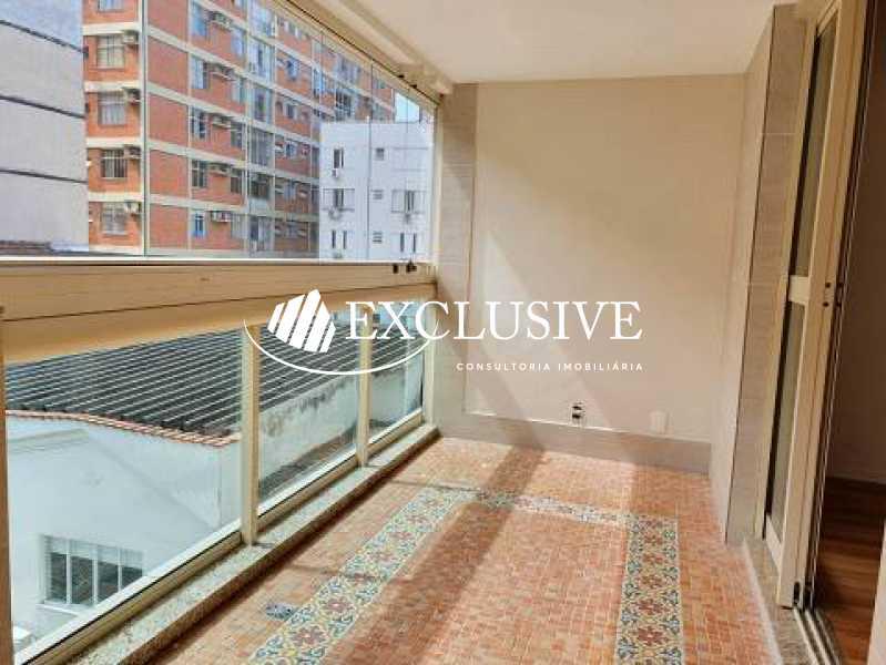 6 - Apartamento à venda Rua Maria Angélica,Jardim Botânico, Rio de Janeiro - R$ 1.900.000 - SL3955 - 9