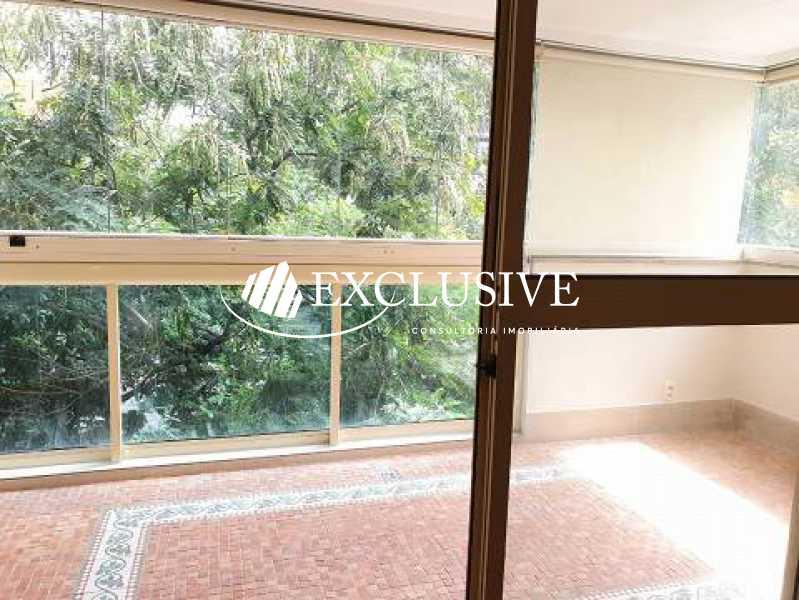 8 - Apartamento à venda Rua Maria Angélica,Jardim Botânico, Rio de Janeiro - R$ 1.900.000 - SL3955 - 8