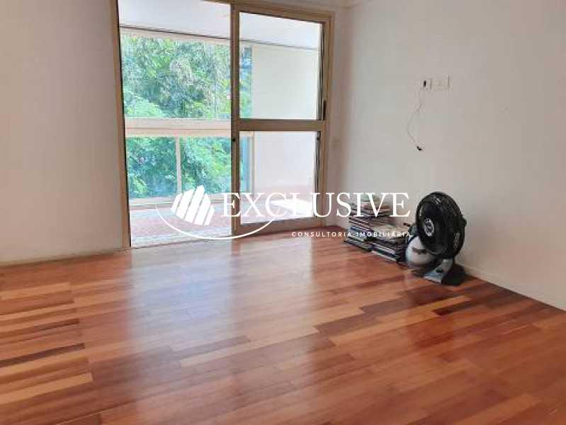 10 - Apartamento à venda Rua Maria Angélica,Jardim Botânico, Rio de Janeiro - R$ 1.900.000 - SL3955 - 11