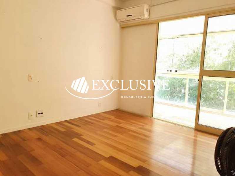 11 - Apartamento à venda Rua Maria Angélica,Jardim Botânico, Rio de Janeiro - R$ 1.900.000 - SL3955 - 12