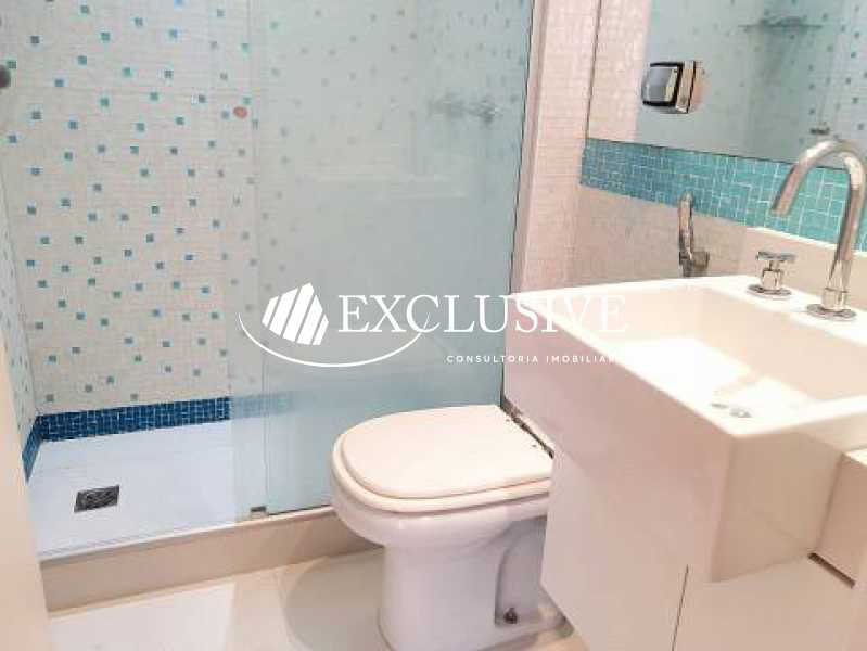 12 - Apartamento à venda Rua Maria Angélica,Jardim Botânico, Rio de Janeiro - R$ 1.900.000 - SL3955 - 14