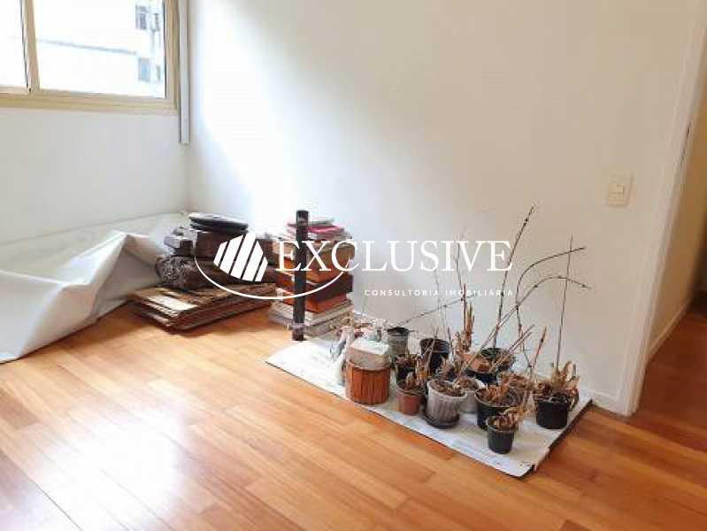 17 - Apartamento à venda Rua Maria Angélica,Jardim Botânico, Rio de Janeiro - R$ 1.900.000 - SL3955 - 15