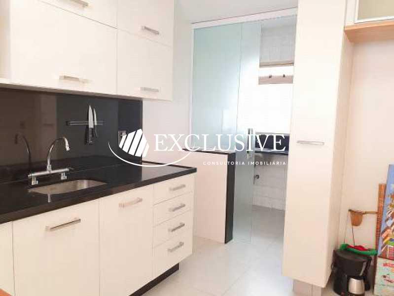 21 - Apartamento à venda Rua Maria Angélica,Jardim Botânico, Rio de Janeiro - R$ 1.900.000 - SL3955 - 19