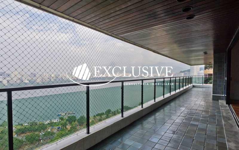 _ADH0416 - Apartamento para venda e aluguel Avenida Epitácio Pessoa,Lagoa, Rio de Janeiro - R$ 11.000.000 - SL5231 - 6