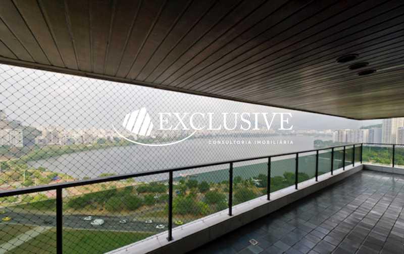 _ADH0423 - Apartamento para venda e aluguel Avenida Epitácio Pessoa,Lagoa, Rio de Janeiro - R$ 11.000.000 - SL5231 - 9