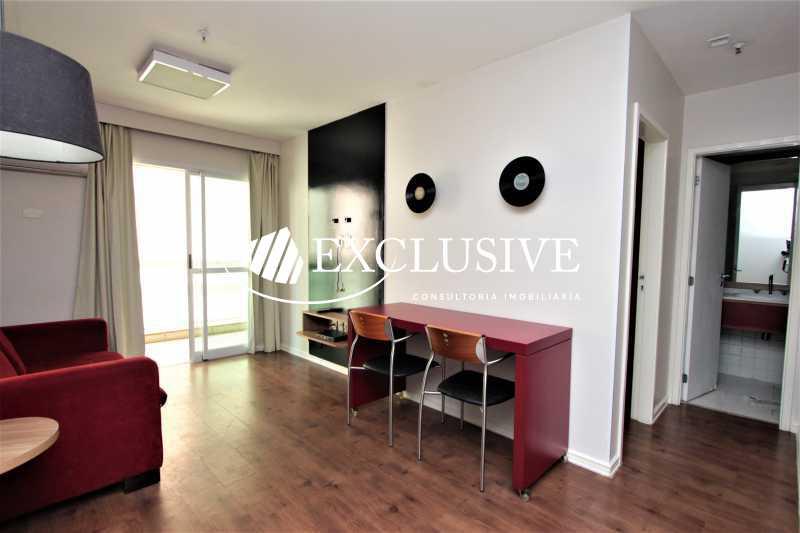 IMG_3603 - Apartamento à venda Avenida Rainha Elizabeth da Bélgica,Copacabana, Rio de Janeiro - R$ 560.000 - SL1767 - 4