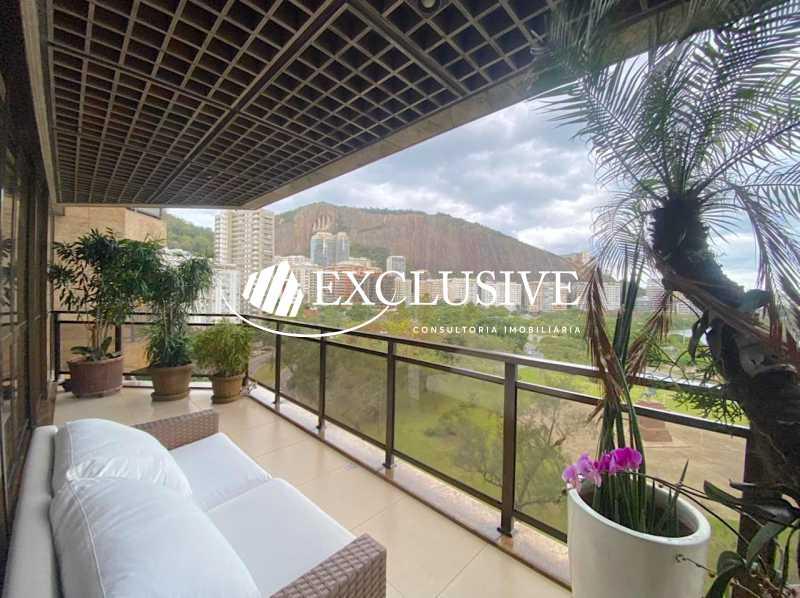 0daf252d-bd6f-447e-84d2-69f1f7 - Apartamento para alugar Avenida Epitácio Pessoa,Lagoa, Rio de Janeiro - R$ 10.000 - LOC449 - 4