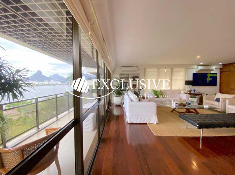 a812397c-d00f-4d1e-a374-b9d033 - Apartamento para alugar Avenida Epitácio Pessoa,Lagoa, Rio de Janeiro - R$ 10.000 - LOC449 - 1