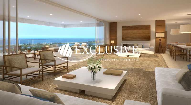 5acfb7d38bbee - Apartamento à venda Avenida das Américas,Barra da Tijuca, Rio de Janeiro - R$ 10.800.000 - SL5242 - 1