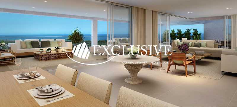 5acfb7dbb31a1 - Apartamento à venda Avenida das Américas,Barra da Tijuca, Rio de Janeiro - R$ 10.800.000 - SL5242 - 3
