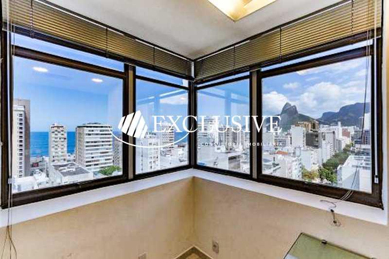 5f119f167ea579b0a886fbd7bf64f1 - Sala Comercial 30m² à venda Rua Visconde de Piraja,Ipanema, Rio de Janeiro - R$ 1.000.000 - SL1772 - 4