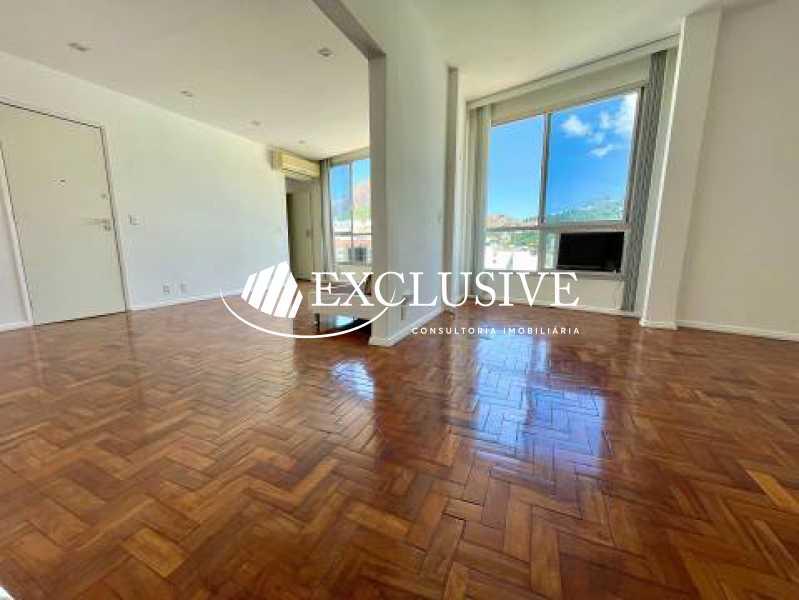 3 - Apartamento à venda Rua Marquês de São Vicente,Gávea, Rio de Janeiro - R$ 1.690.000 - SL30020 - 3