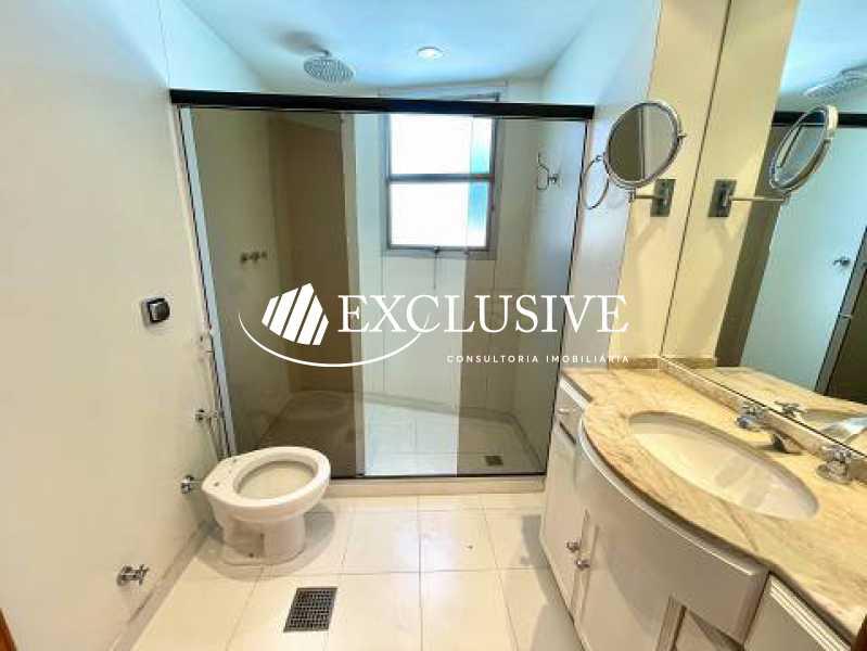 9 - Apartamento à venda Rua Marquês de São Vicente,Gávea, Rio de Janeiro - R$ 1.690.000 - SL30020 - 12