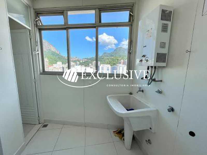 14 - Apartamento à venda Rua Marquês de São Vicente,Gávea, Rio de Janeiro - R$ 1.690.000 - SL30020 - 15