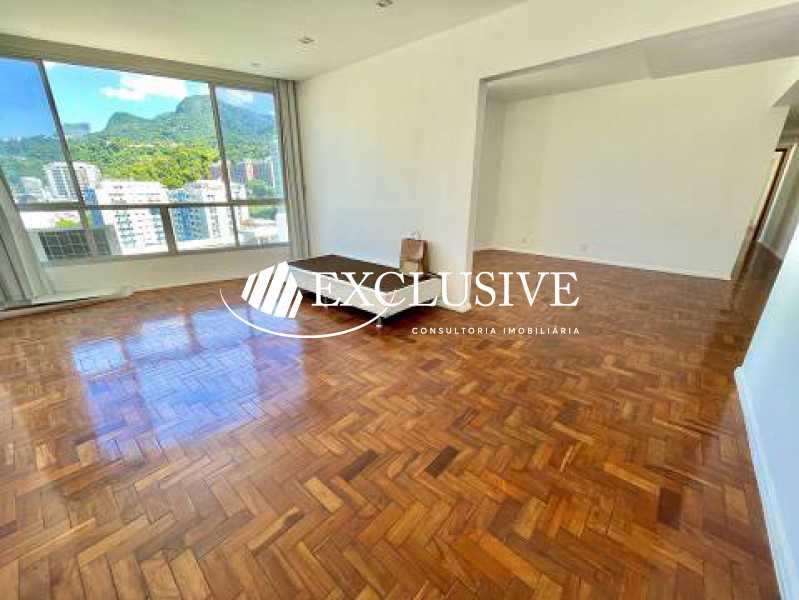 2 - Apartamento à venda Rua Marquês de São Vicente,Gávea, Rio de Janeiro - R$ 1.690.000 - SL30020 - 1
