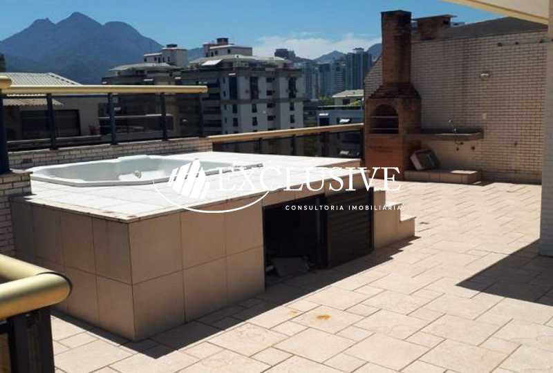 97f35bbc3b4d2711995781c6bb07f8 - Cobertura à venda Avenida Lúcio Costa,Barra da Tijuca, Rio de Janeiro - R$ 5.650.000 - COB0269 - 6