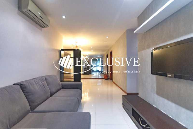 1 - Apartamento à venda Praça Atahualpa,Leblon, Rio de Janeiro - R$ 2.310.000 - SL1145 - 1