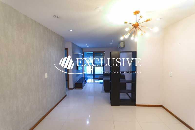 2 - Apartamento à venda Praça Atahualpa,Leblon, Rio de Janeiro - R$ 2.310.000 - SL1145 - 3