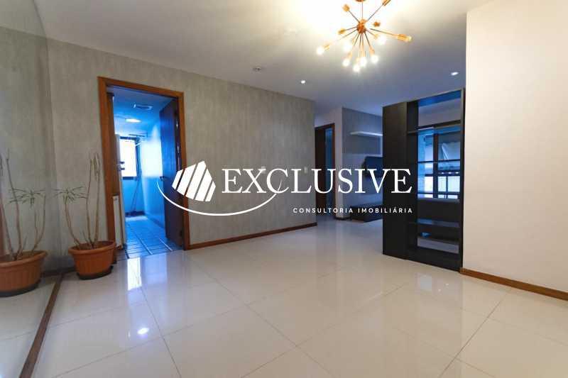 3 - Apartamento à venda Praça Atahualpa,Leblon, Rio de Janeiro - R$ 2.310.000 - SL1145 - 4