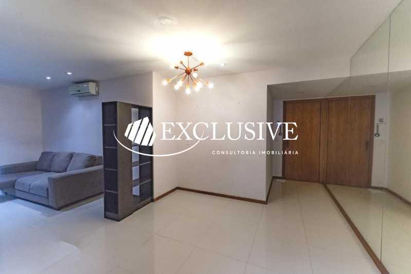 4 - Apartamento à venda Praça Atahualpa,Leblon, Rio de Janeiro - R$ 2.310.000 - SL1145 - 5