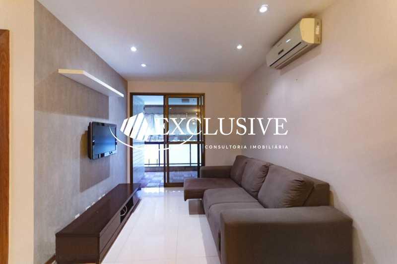 6 - Apartamento à venda Praça Atahualpa,Leblon, Rio de Janeiro - R$ 2.310.000 - SL1145 - 6
