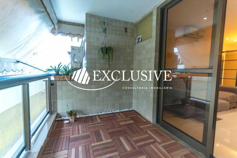 7 - Apartamento à venda Praça Atahualpa,Leblon, Rio de Janeiro - R$ 2.310.000 - SL1145 - 7