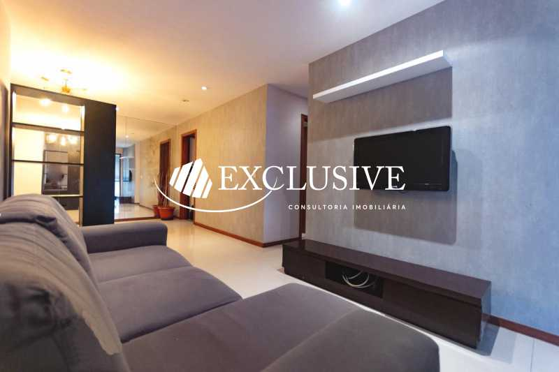 9 - Apartamento à venda Praça Atahualpa,Leblon, Rio de Janeiro - R$ 2.310.000 - SL1145 - 9