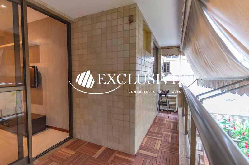 8 - Apartamento à venda Praça Atahualpa,Leblon, Rio de Janeiro - R$ 2.310.000 - SL1145 - 18