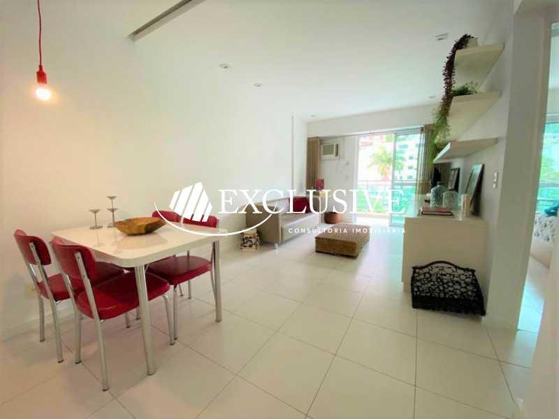 154e1b4670676667e8a7393e4900a5 - Apartamento à venda Rua Professor Saldanha,Lagoa, Rio de Janeiro - R$ 940.000 - SL1786 - 1