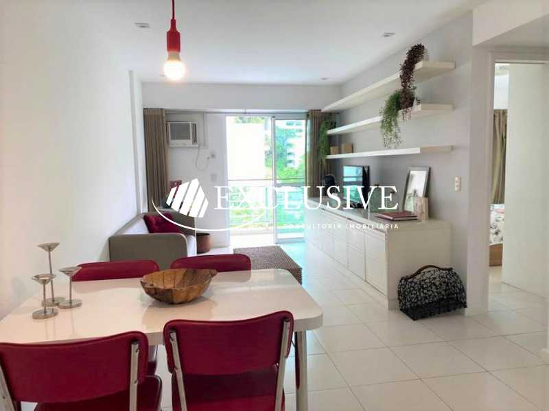 63987e082f721ecdd78b67636436b9 - Apartamento à venda Rua Professor Saldanha,Lagoa, Rio de Janeiro - R$ 940.000 - SL1786 - 5