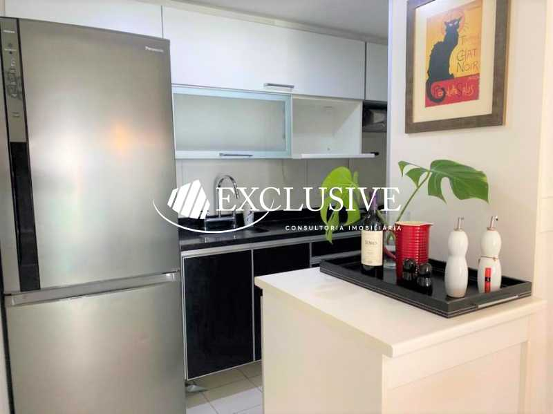 a7f927d21b9c1d6c74183bd65a4c09 - Apartamento à venda Rua Professor Saldanha,Lagoa, Rio de Janeiro - R$ 940.000 - SL1786 - 8