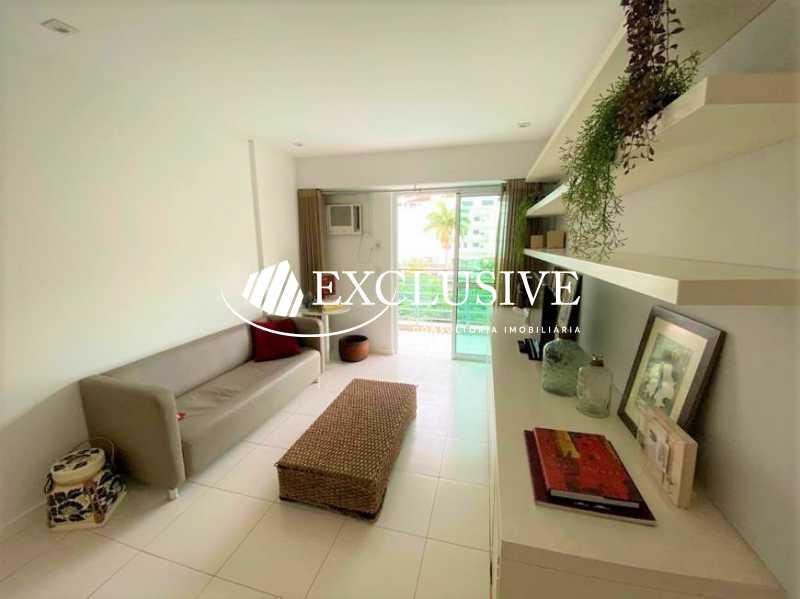 bd2499da1becd3ef6d7198bbf1254c - Apartamento à venda Rua Professor Saldanha,Lagoa, Rio de Janeiro - R$ 940.000 - SL1786 - 4