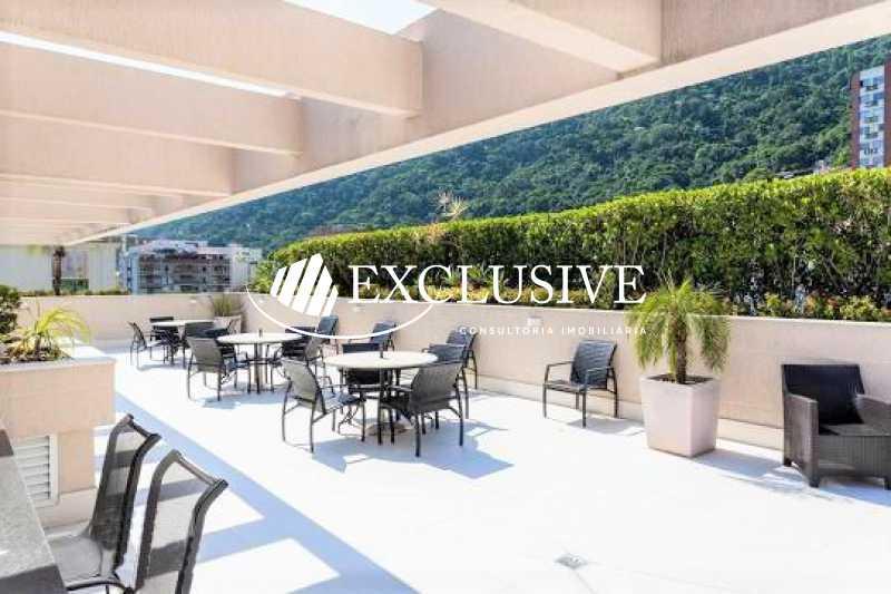 11 - Apartamento à venda Rua Professor Saldanha,Lagoa, Rio de Janeiro - R$ 940.000 - SL1786 - 12