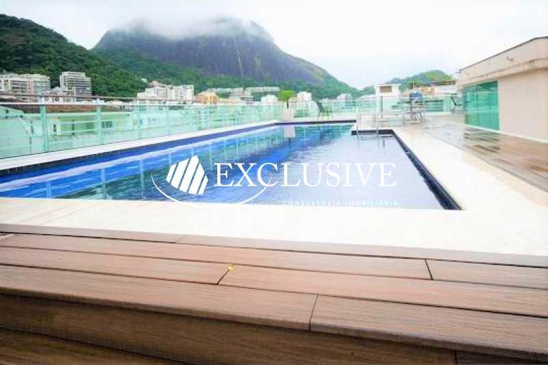 22 - Apartamento à venda Rua Professor Saldanha,Lagoa, Rio de Janeiro - R$ 940.000 - SL1786 - 13
