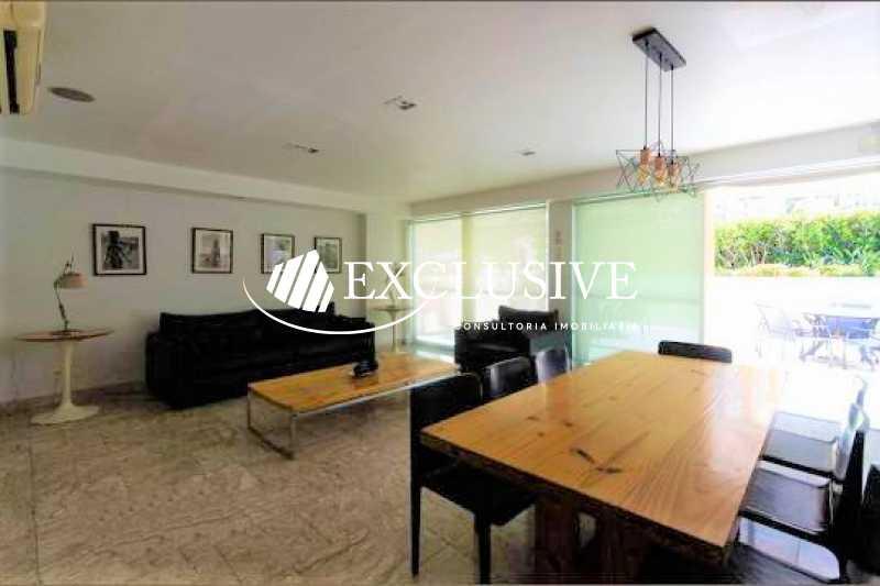 33 - Apartamento à venda Rua Professor Saldanha,Lagoa, Rio de Janeiro - R$ 940.000 - SL1786 - 11