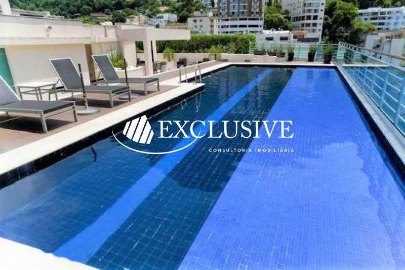 55 - Apartamento à venda Rua Professor Saldanha,Lagoa, Rio de Janeiro - R$ 940.000 - SL1786 - 14
