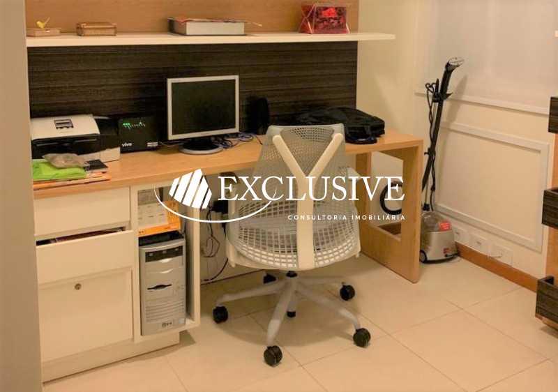 9a83dac9-37f7-4736-8a4b-2a57fc - Apartamento à venda Rua Macedo Sobrinho,Humaitá, Rio de Janeiro - R$ 1.420.000 - SL30040 - 9