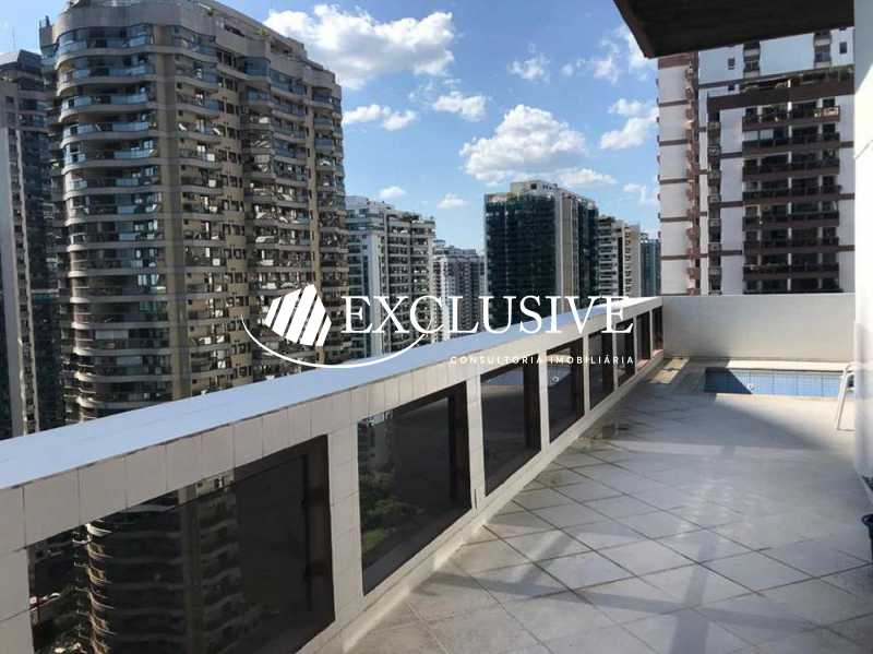 3e011b7dd3f86f5a4fdd9bde3fa0a5 - Cobertura à venda Avenida Lúcio Costa,Barra da Tijuca, Rio de Janeiro - R$ 4.200.080 - COB0271 - 8