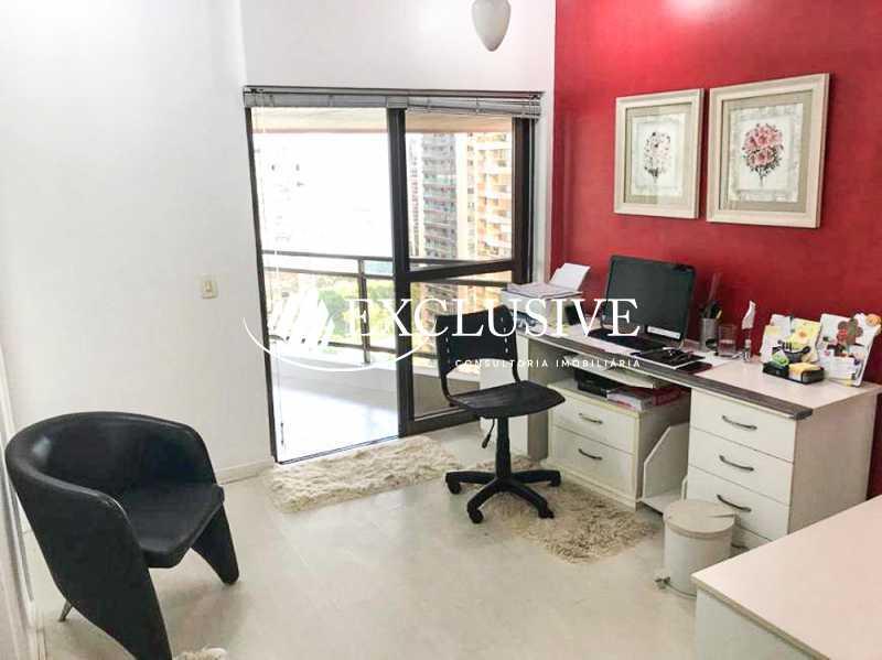 94c693eee0a7d97d731640cb45b6bd - Cobertura à venda Avenida Lúcio Costa,Barra da Tijuca, Rio de Janeiro - R$ 4.200.080 - COB0271 - 11